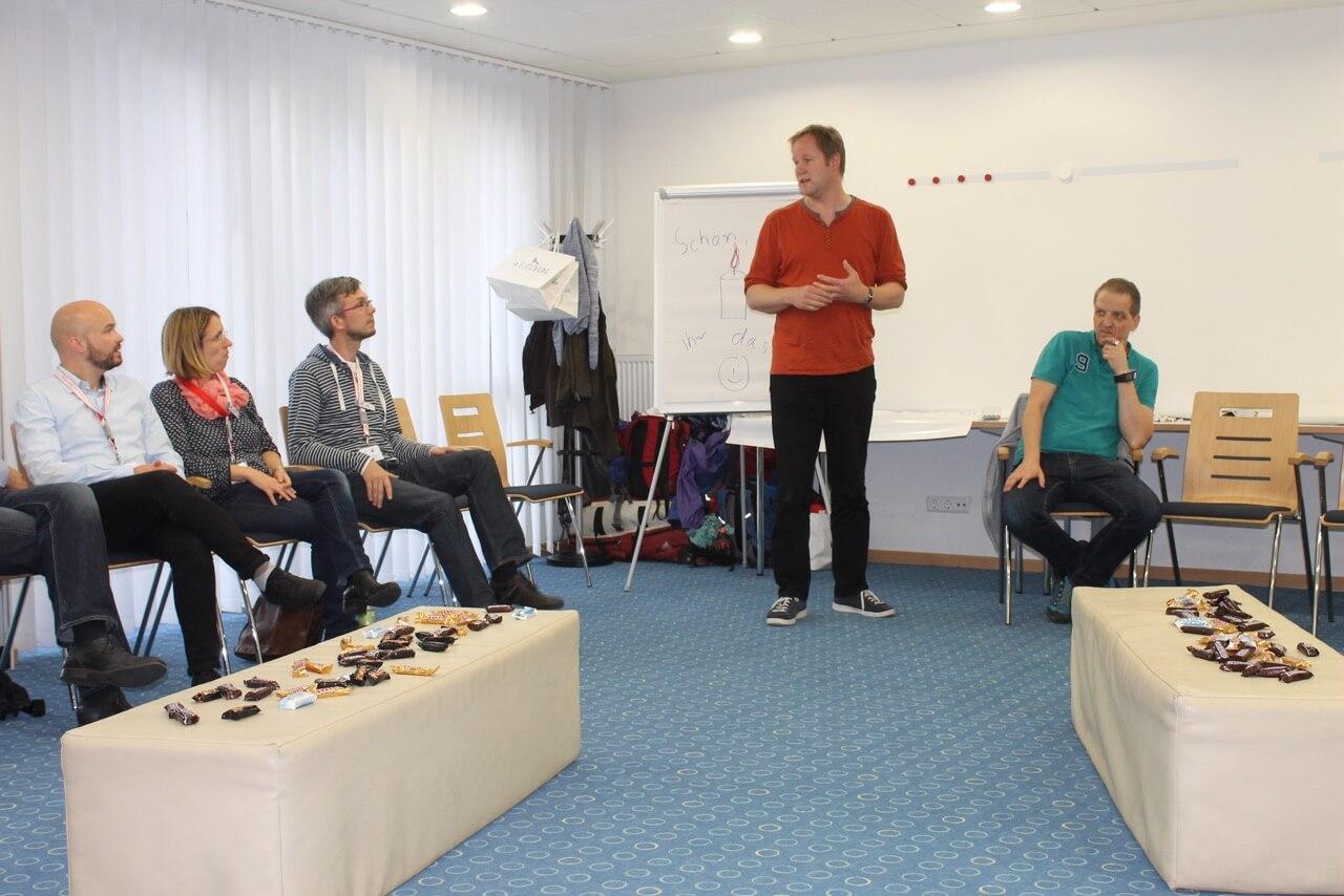 Kreativworkshop mit Armin Schobloch