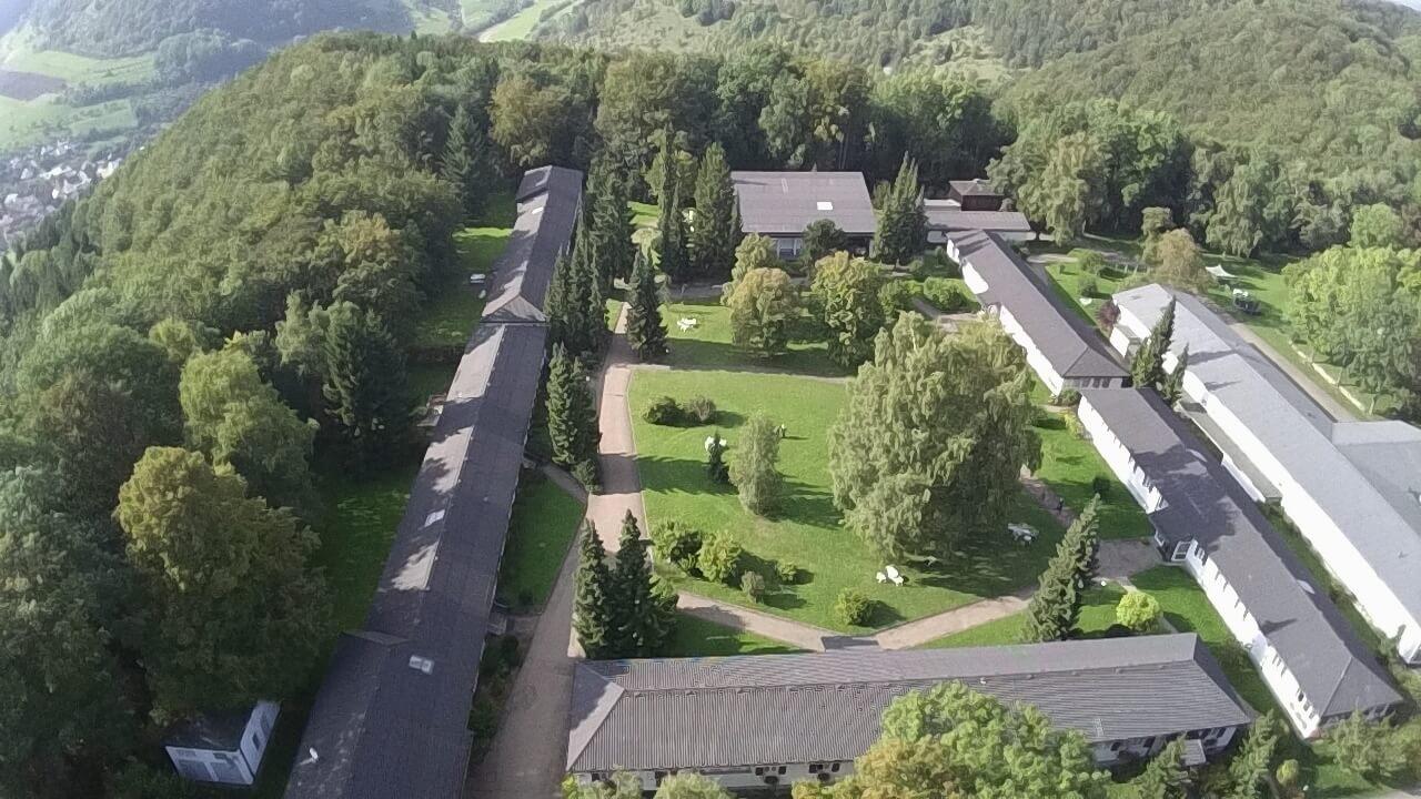 Begegnungsstätte Michelsberg_Luftbild